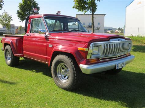 1982 Jeep J10 1982 Jeep J10 5 7l For Sale