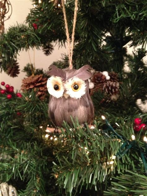 owl christmas tree decoration owl christmas decoration