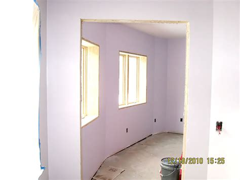 lavender painted walls project interior painting