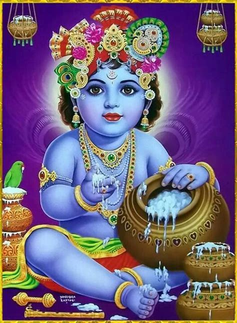 god krishna themes hindu god baby krishna wallpaper www pixshark com