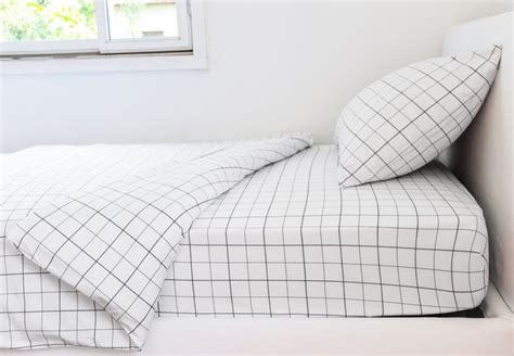 grid bed sheets 17 best ideas about single size bed on pinterest
