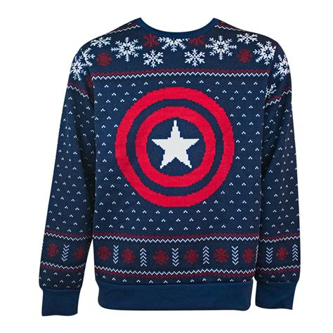 Captain America Sweater captain america sweater superheroden