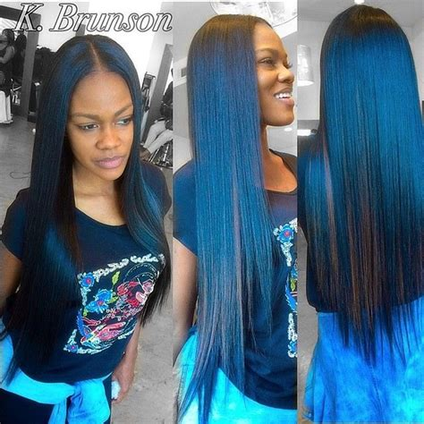straight teased sew in hair peice 17 best ideas about malaysian hair on pinterest full