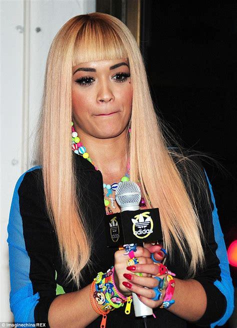 Rita Ora continues Adidas Originals promotional tour in