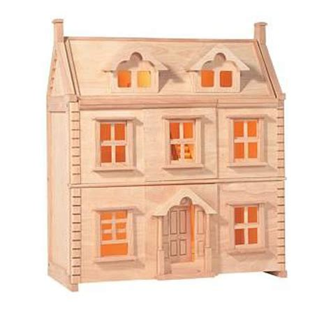 free victorian doll house plans victorian dollhouse from plan toys wwsm