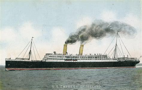 boat names ireland rms empress of ireland wikipedia