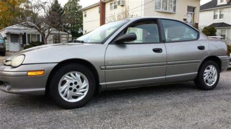 how petrol cars work 1998 dodge neon windshield wipe control purchase used 1998 dodge neon sport sedan 4 door 2 0l in elmont new york united states