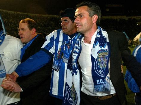 porto mourinho la fifa rappelle les d 233 buts de jos 233 mourinho au fc porto