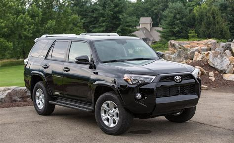2014 Toyota 4runner Sr5 Car And Driver