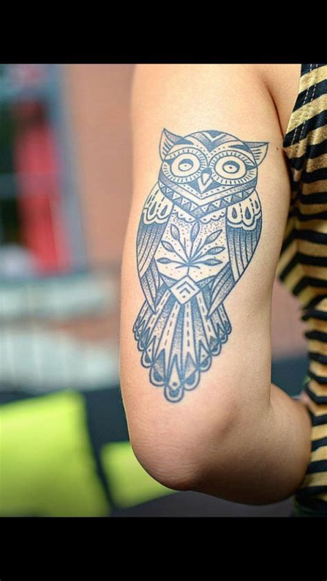 owl tattoo placement pinterest the world s catalog of ideas