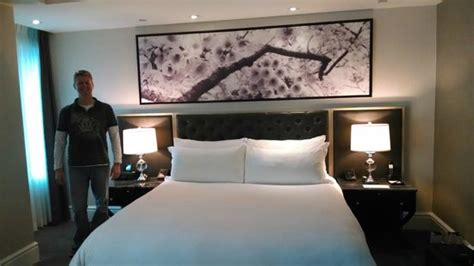 trump room superior room king bed picture of trump international