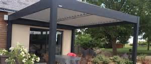 pergola terrasse pergola pour terrasse un abri pour la soleil et la pluie