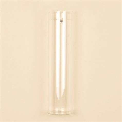 wall mounted glass vase by dibor