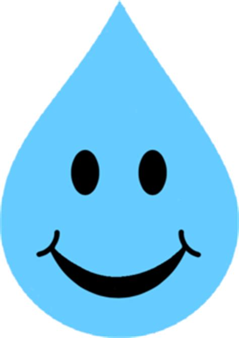 smile sky blue water drop  images  clkercom