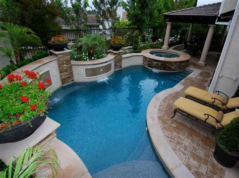 Swimming Pools For Small Yards Joy Studio Design Gallery Backyard Pools By Design