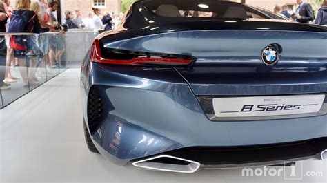Bmw Speed Up Bewerbung bmw 8 series concept at the 2017 goodwood festival of