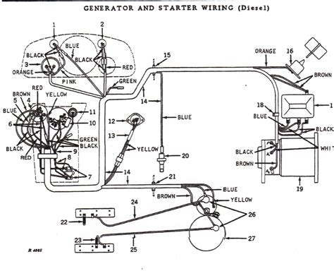 in search of a wiring diagram for the injector for a