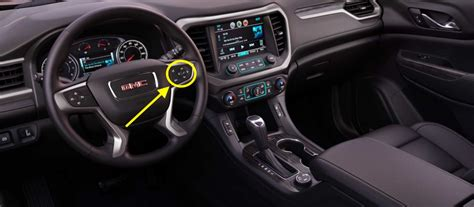 gmc steering wheel light replacement reset 187 archive 187 2017 gmc acadia steering wheel