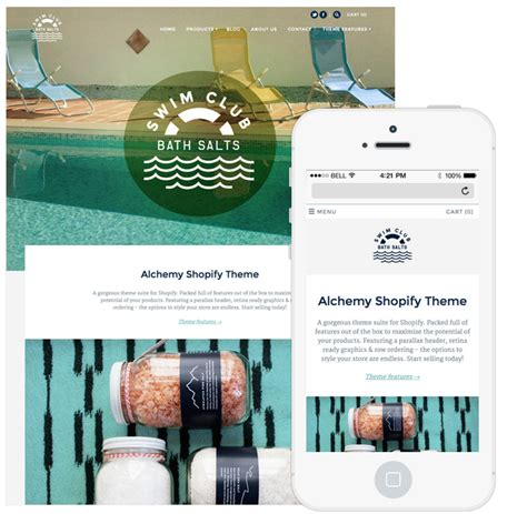 13 Stunning Responsive Ecommerce Website Templates For Your Shopify Store Shopify Template