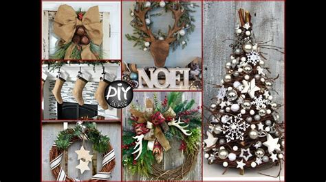 new christmas tree decorating ideas 2018 youtube top 15 rustic christmas tree creative ideas 2017 home