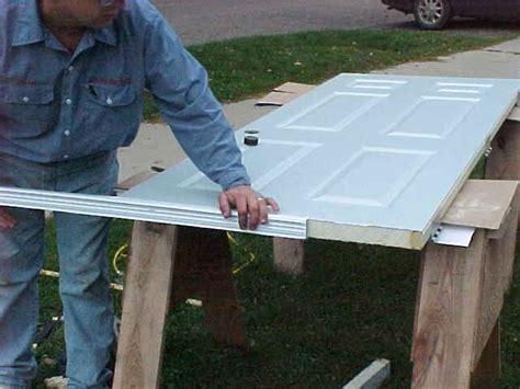 Mobile Home Exterior Doors Custom Size Replacement From Exterior Door Seal Bottom