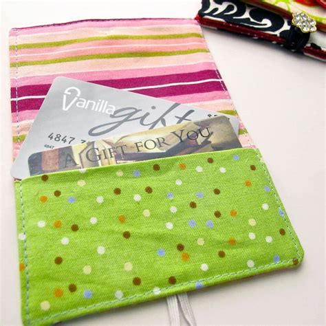 Carding Tutorial Gift Card | fabric gift card holder tutorial pdf also credit cards