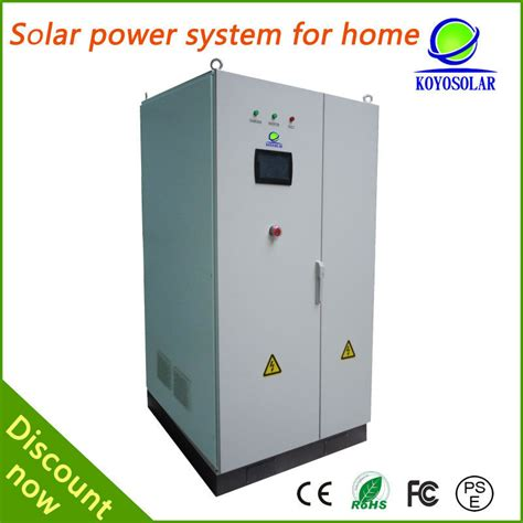 Home Solar Power System by 10kw Home Solar Power System Buy 10kw Home Solar Power