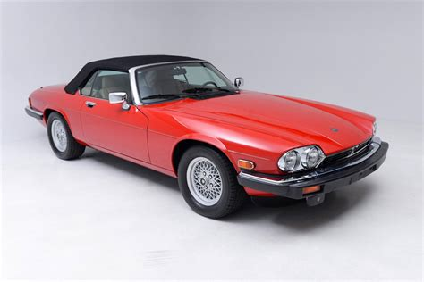 jaguar cars 1990 1990 jaguar xjs convertible 196355