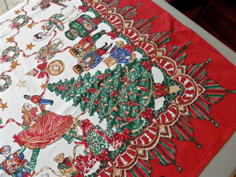 best 25 holiday tablecloths ideas on pinterest what