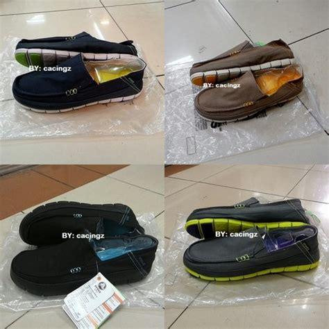 Sepatu Crocs Stretch Sole jual crocs stretch sole loafer baru sepatu slip on