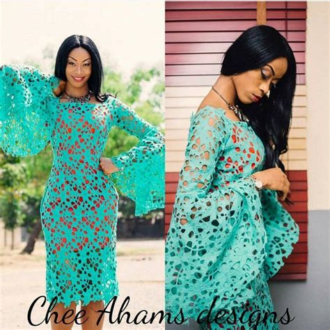 lace african print dress pinterest 17 best images about lace styles on pinterest african