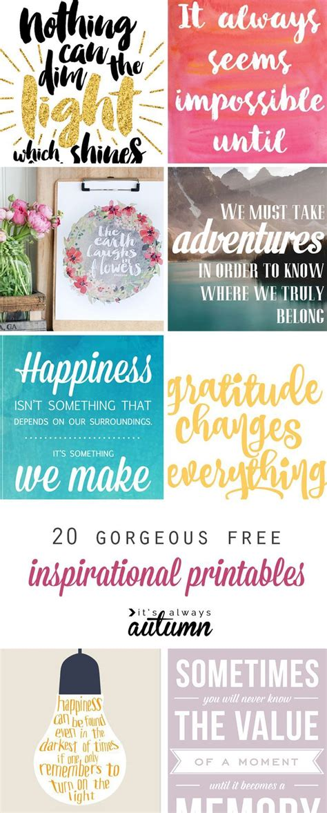 printable daily quotes printable daily inspirational quotes inpirational quotes