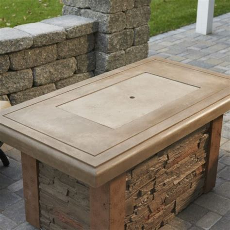 outdoor linear pit outdoor greatroom company linear pit table