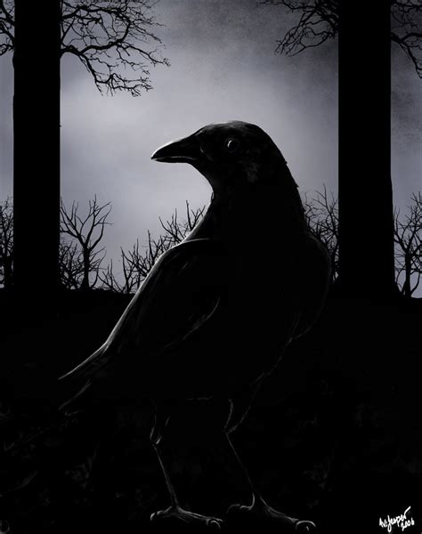 imagenes goticas el cuervo especial cuervos taringa