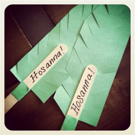 palm sunday craft 17 best images about children s church lessons on