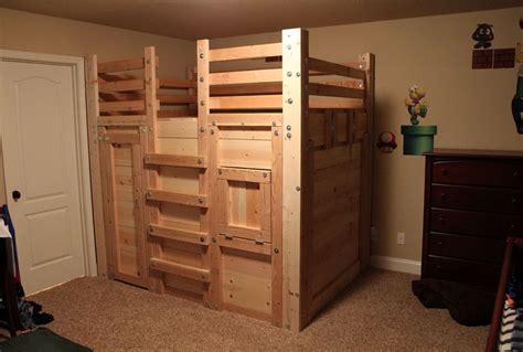 Free Bunk Beds Free Bunk Bed Plans Pdf Home Design Ideas