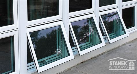 awning windows pictures awning vinyl replacement windows photo gallery stanek