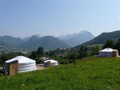 Hebergement Insolite Haute Savoie 1566 by Yourtes Du Lachat 224 Faverges Haute Savoie