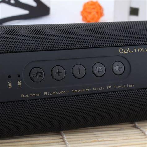 Speaker Bluetooth Wireless Bass Fm Radio T2 t2 optimus prime outdoor sport waterproof ipx5 speaker portable bluetooth wireless speakers with