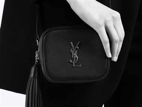 blogger ysl saint laurent s new least expensive handbag is called the