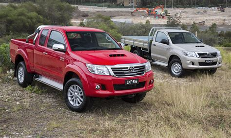 Toyota Hilux Common Faults Should I Buy Toyota Hilux Mitsubishi Triton Nissan