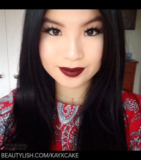 Best Makeup Vanity Mac Sin Lipstick Kay C S Kayxcake Photo Beautylish