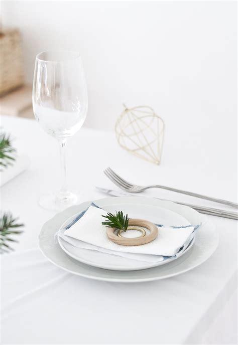 table setting pretty table setting idea for christmas