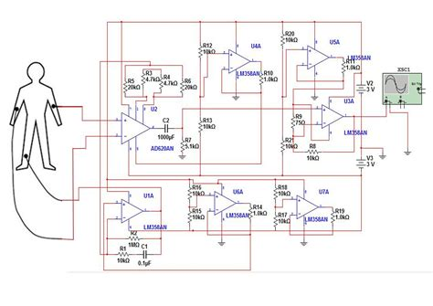 circuit schematic circuit diagram readingrat net