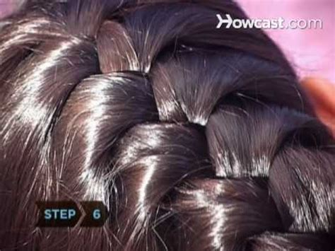 Sagar Choti Step By Step | how to french braid youtube