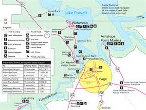 glen national recreation area map car interior design