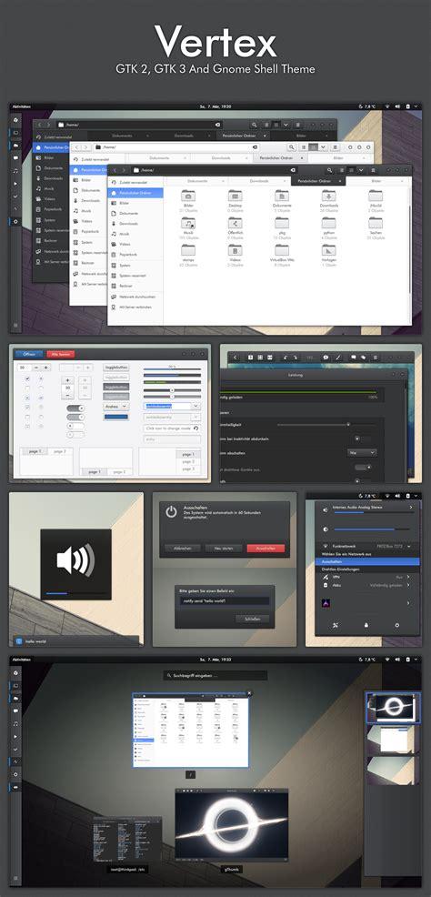 gnome themes kali linux gtk3 theme not working