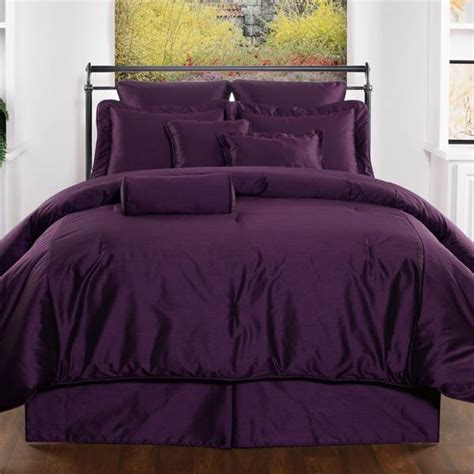 purple bedding shop victor mill royal manor bed set purple the home