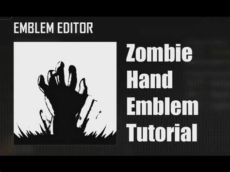 zombie emblem tutorial black ops 2 zombie emblems tutorial www pixshark com