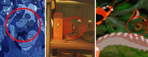 imagenes ocultas en peliculas de disney disney muestra d 243 nde han escondido a mickey mouse dentro